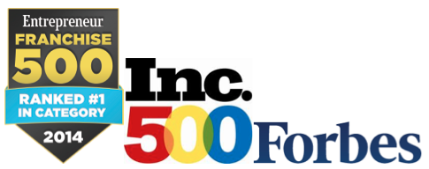 HUMAN's rankings on Inc500, Franchise 500 & Forbes