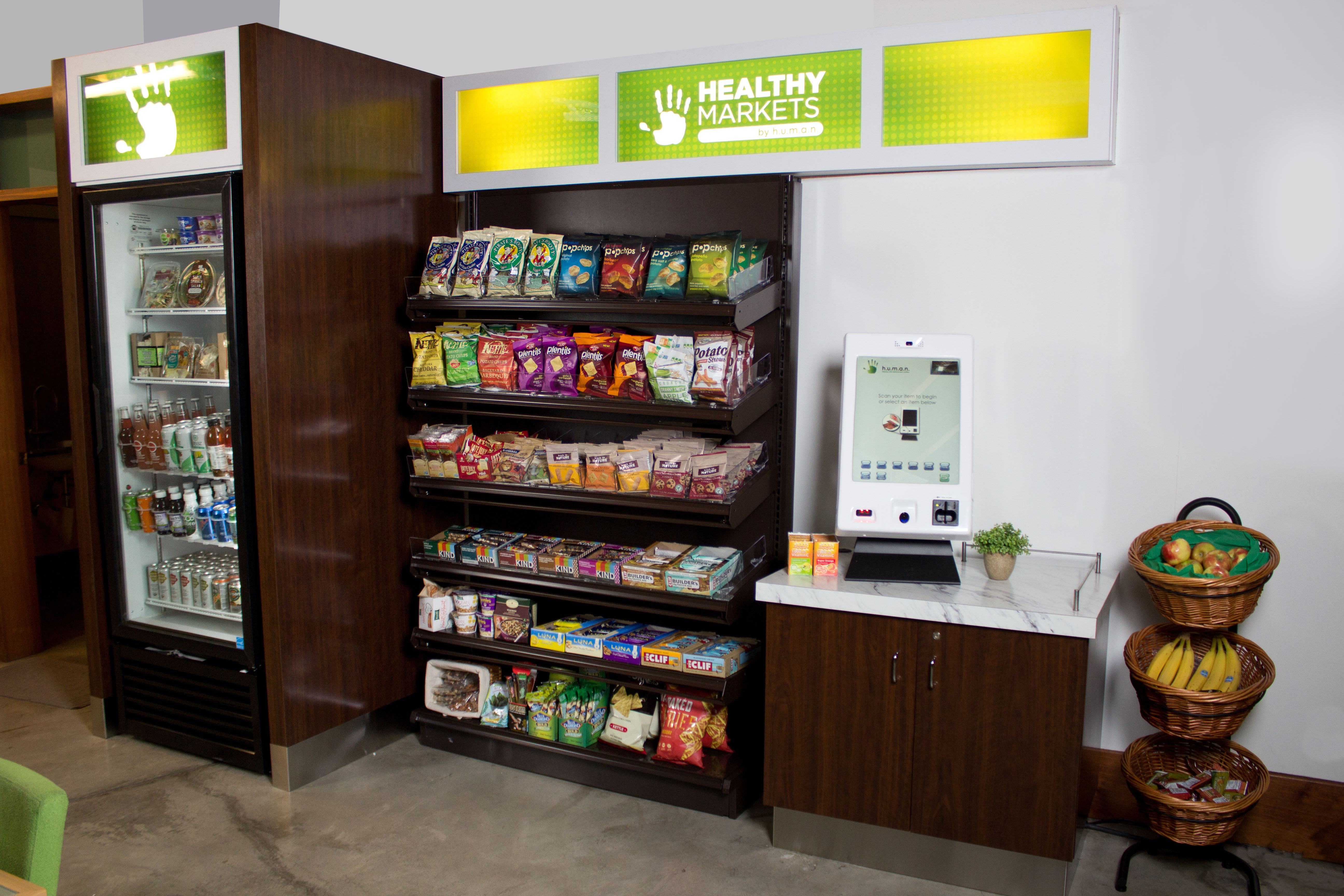HUMAN Healthy Vending Franchise