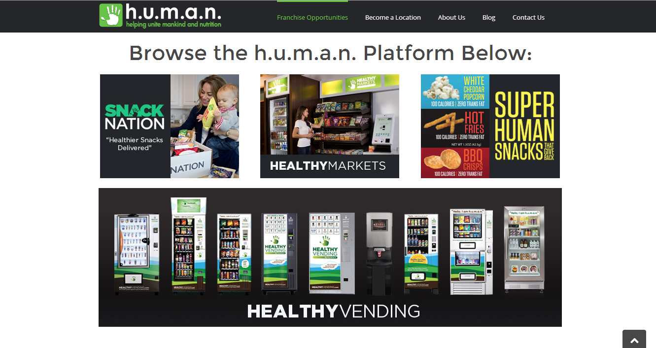 The HUMAN Franchise Platform