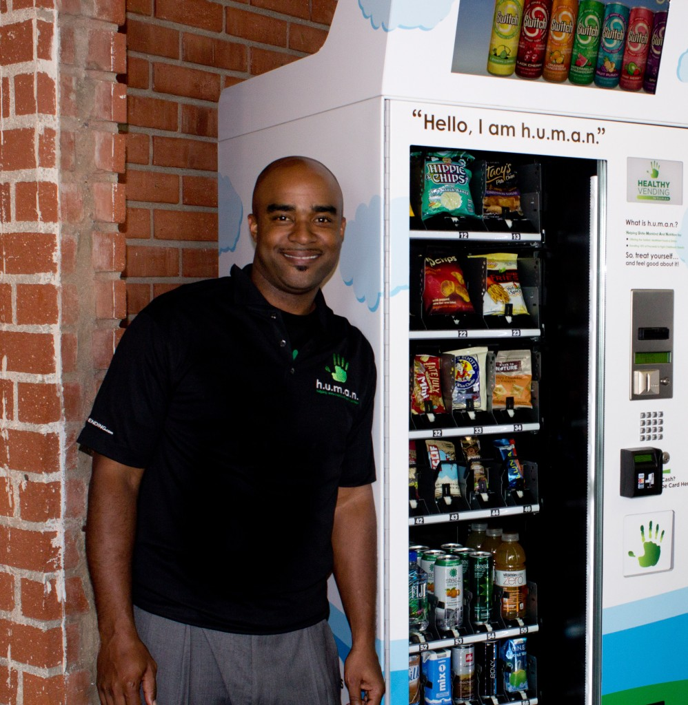 healthy vending franchisee