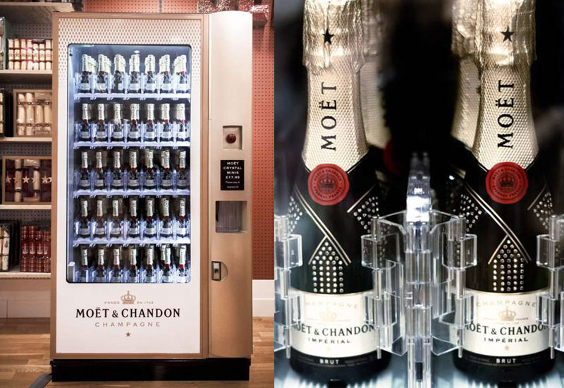 Moet-Chandon-Champagne-Vending-Machine-at-Selfridges
