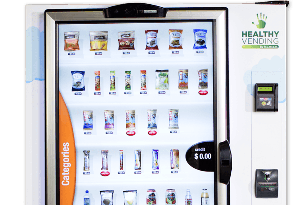 networked vending machine