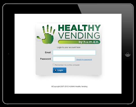 human vending machine franchise