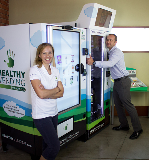 Food Delivery Lincoln Ne: Healthy Vending Machines & Snack Delivery In Lincoln, NE